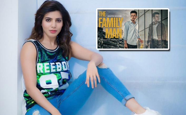 Samantha Akkineni To Make Her Digital Debut With Negative Character In The Family Man Season 2 ?
