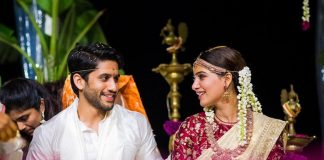 Samantha, Naga Chaitanya celebrate second wedding anniversary