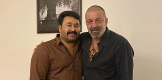 Sanjay Dutt In Mohanlal's Next Malayalam Venture ?