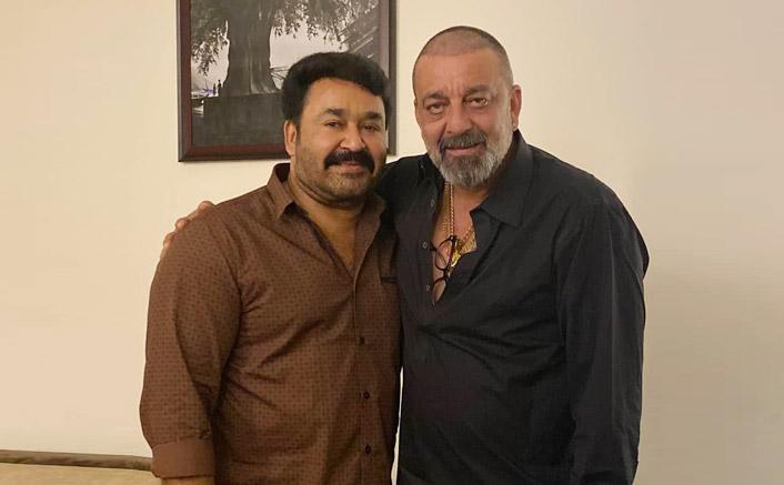 Sanjay Dutt In Mohanlal's Next Malayalam Venture ?