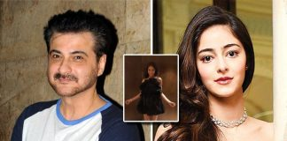 Sanjay Kapoor slammed for his comment on Ananya Pandey's picture
