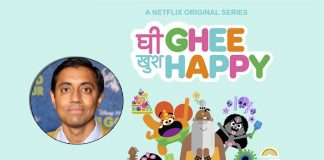 Sanjay Patel to create series on Hindu deities for Netflixw