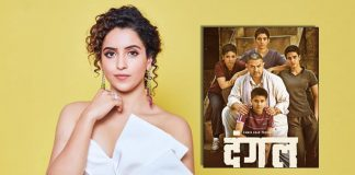 Sanya Malhotra Says She Didn't Like Her Work In Aamir Khan's Dangal