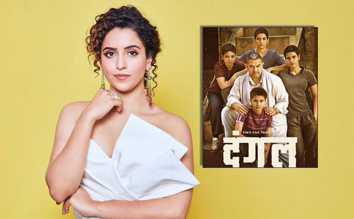 Sanya Malhotra Reveals Disliking Her Work In Aamir Khan's Dangal