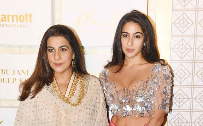 Sara Ali Khan & Amrita Singh's Ancestrol Property Worth Rs 50 Crores Lands In Trouble, FIR Filed