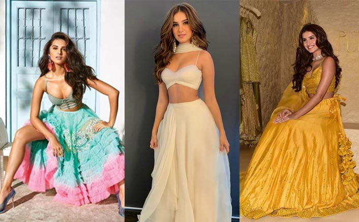 Searching For A Perfect Bridesmaid dress? Steal Outfits From Tara Sutaria's Closet