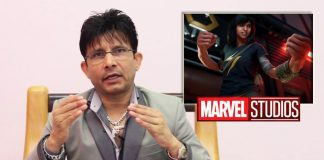 Self-Proclaimed Critic Kamaal R Khan THREATENS Marvel For Allegedly Using His Name!