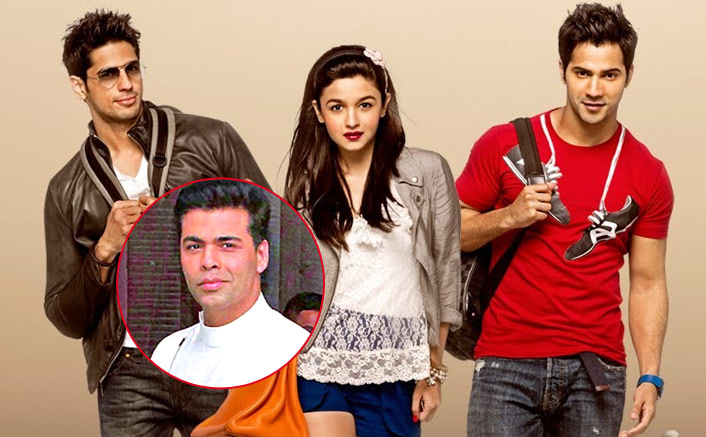 #7YearsOfSOTY: Karan Johar Pens Emotional Note For Alia Bhatt, Varun Dhawan & Team