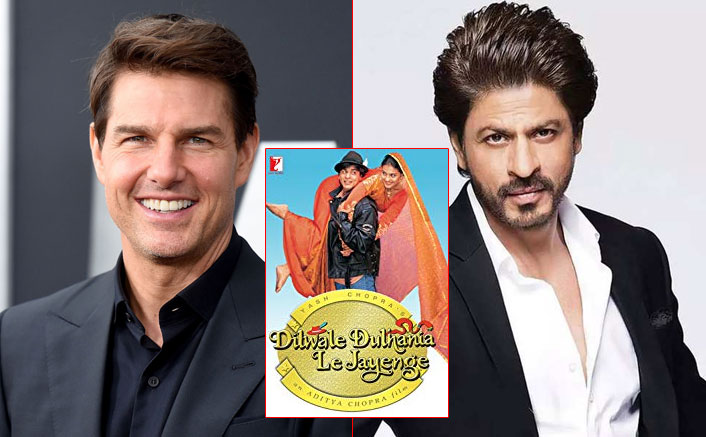 WHAT! Not Shah Rukh Khan, THIS Hollywood Actor Was The First Choice For Dilwale Dulhania Le Jayenge?