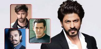 Shah Rukh Khan Feels He Was Invited To An Event Because Salman Khan, Aamir Khan & Hrithik Roshan Were Busy!