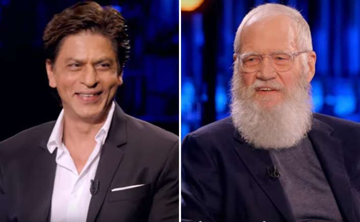 Shah Rukh Khan Gets The BIGGEST Ovation In David Letterman's Netflix Show, Promo Out!