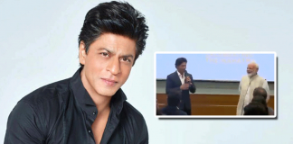 Shah Rukh Khan Jokes Around With PM Narendra Modi & His Witty Sense Of Humour Is Too Good To Miss!