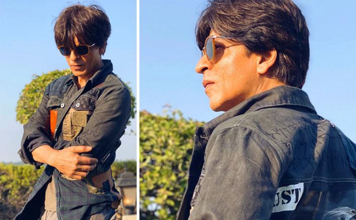 Shah Rukh Khan Feels He Can't Match Karan Johar In His 'Fashionista Sense Of Style'