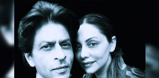 Shah Rukh Khan Pens Down A Sweet Note For Gauri Khan On Thier 28th Wedding Anniversary