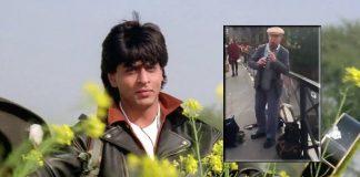 Shah Rukh Khan Remembers Late Director Yash Chopra After Watching A Video Of A Musician Playing 'Tujhe Dekha Toh' Song Tune