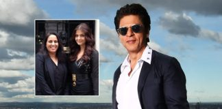 Shah Rukh Khan Rescues Aishwarya Rai Bachchan's Manager During A Fire Accident At Amitabh Bachchan's Diwali Party