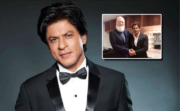 Shah Rukh Khan Says His Introduction In David Letterman's Show Is 'Most Cherished Intro For Any Public Appearance'