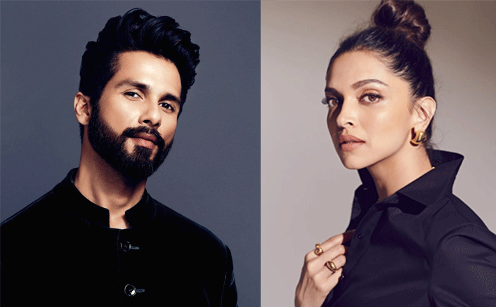 Shahid Kapoor Jokes When Asked About The Reports Of Him Being Deepika Padukone's Neighbour