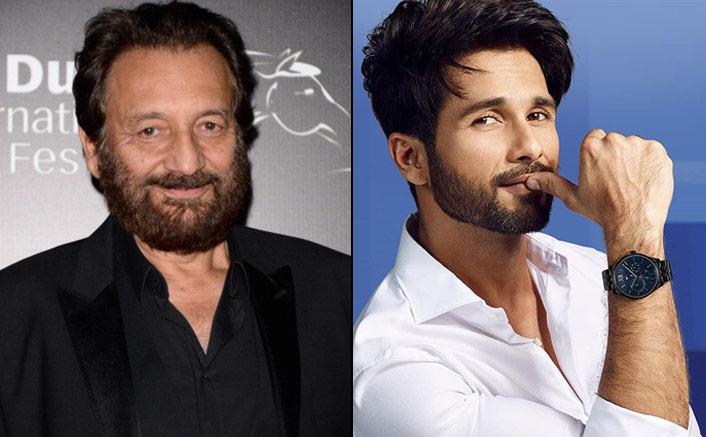 Shahid Kapoor ToCollaborate With Shekhar Kapur For Next?