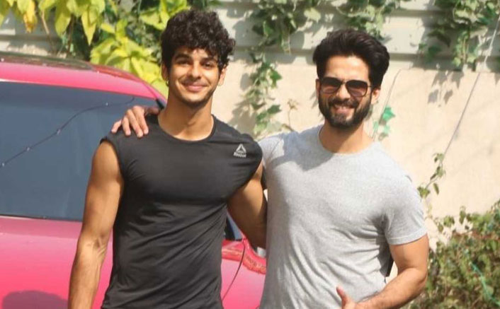 Shahid to Ishaan: Moment between action and cut is yours