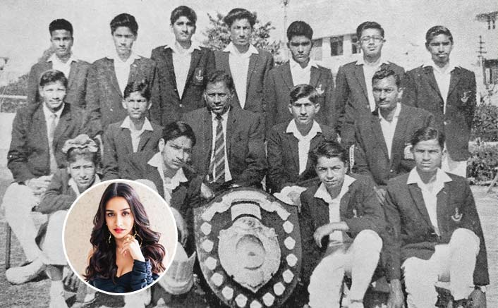 Shraddha asks netizens to spot Shakti Kapoor in 55-yr-old pic