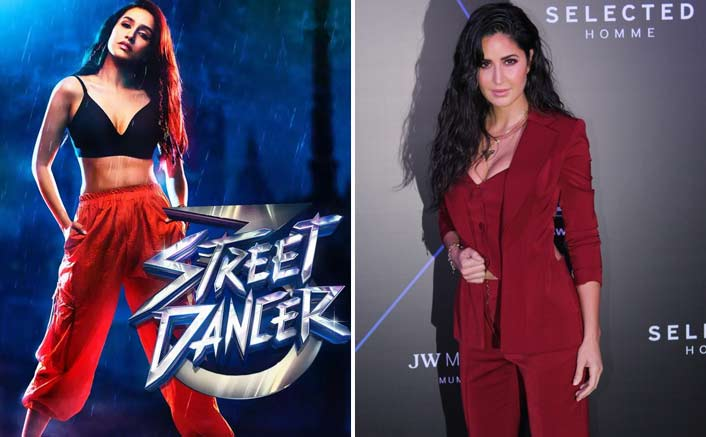 Shraddha Kapoor speaks up on replacing Katrina Kaif in Street Dancer 3D