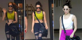 Shraddha Kapoor sports an uber-cool gym look and her sunglasses are unmissable!
