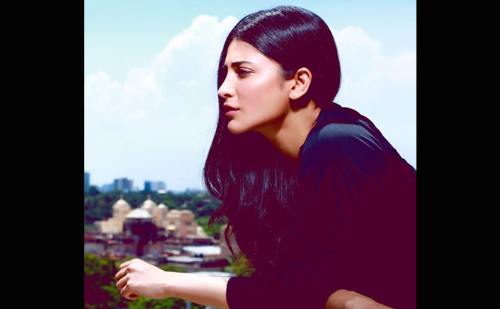 Shruti Haasan Feels Her Comments On Alcohol Addiction Were Blown Out Of Proportion