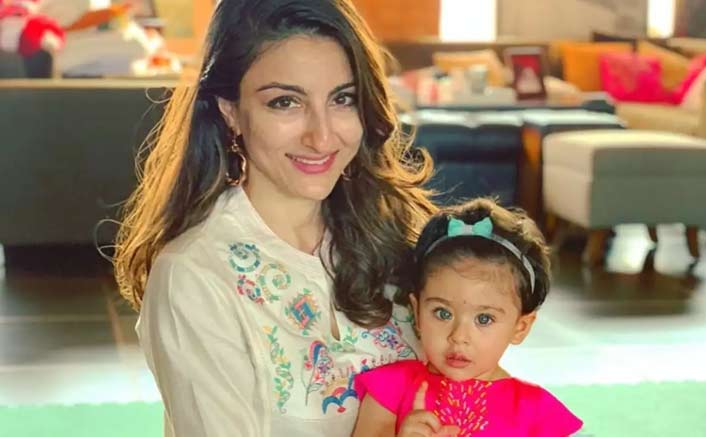 Soha Ali Khan on daughter Inaaya: She loves all festivals