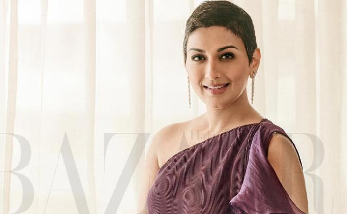 Sonali Bendre looks for hope in positive stories amid COVID-19 crisis