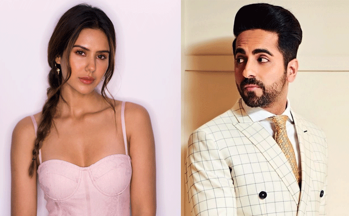 *Sonam Bajwa the Current Queen of Punjabi Cinema to Appear in Song with Ayushmann Khurrana*