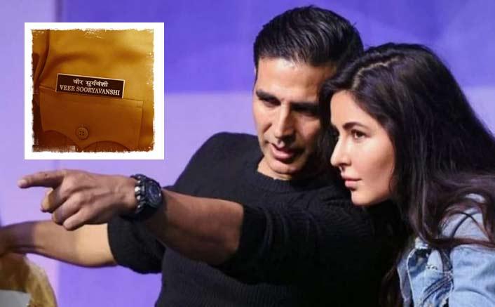 'Sooryavanshi': Katrina gives 1st glimpse of Akshay's character