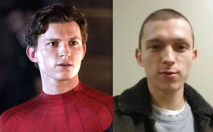 Spider-Man AKA Tom Holland Shaves His Head & Twitterati Can't Keep Calm With Their 'Bald' Memes