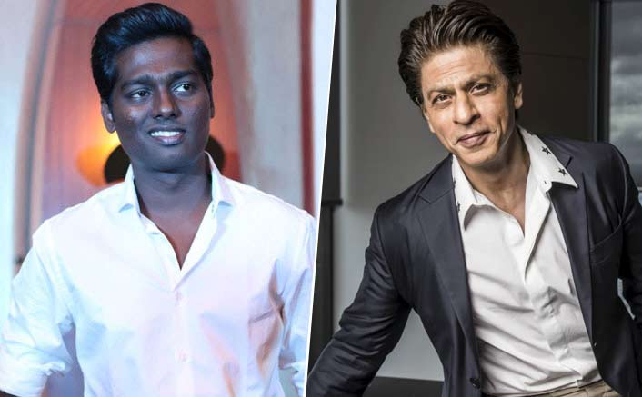 Director Atlee Charging A HUGE Amount For The Shah Rukh Khan Film