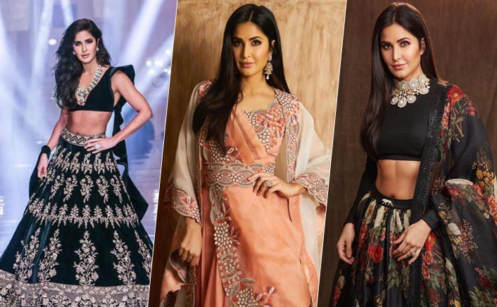 Steal This Elegant Wedding Look From Katrina Kaif
