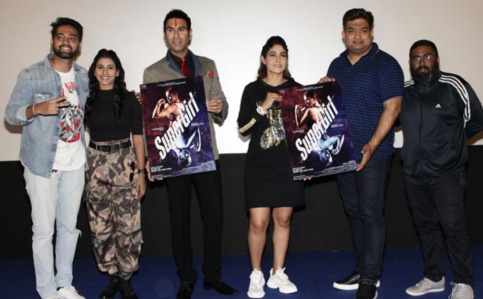 SuperGirl Teaser Launched By Choreographer Sandip Soparrkar