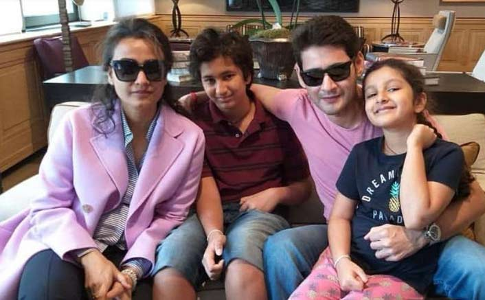 Superstar Mahesh Babu and his family's special gift for Diwali
