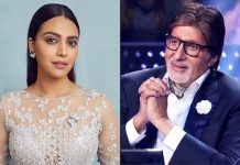 Swara Bhaskar Is On Cloud Nine As Amitabh Bachchan Says Her Name