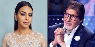 Swara Bhaskar Is On Cloud Nine As Amitabh Bachchan Says Her Name