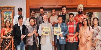 """Taarak Mehta.."" cast cherishes time spent with PM Modi"