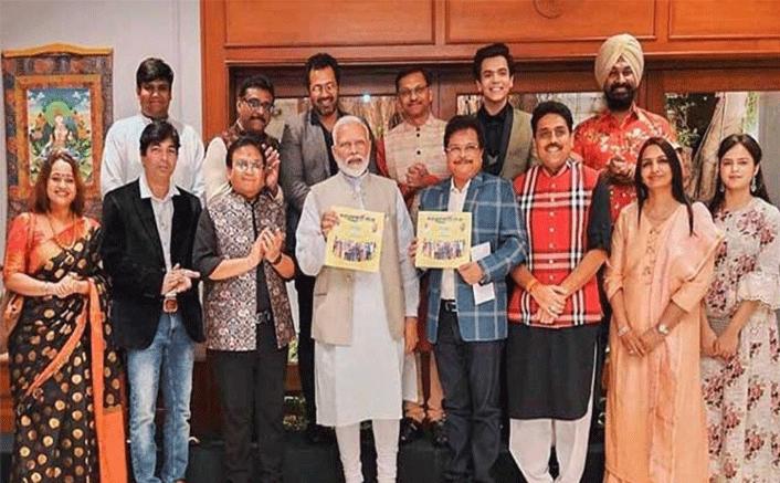 """Taarak Mehta.."" cast cherishes time spent with PM Modi"