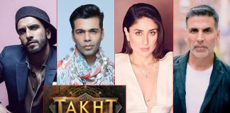 Takht: Kareena Kapoor Khan Getting Equal Pay As Co-Star Ranveer Singh & Akshay Kumar? Karan Johar Answers