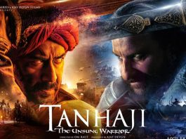 Tanhaji: The Unsung Warrior Posters Ft. Ajay Devgn & Saif Ali Khan On 'How's The Hype?': BLOCKBUSTER Or Lacklustre?
