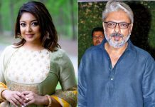 Tanushree Dutta Wants To Work With Sanjay Leela Bhansali But Say's That The Director Works Only With A listers!