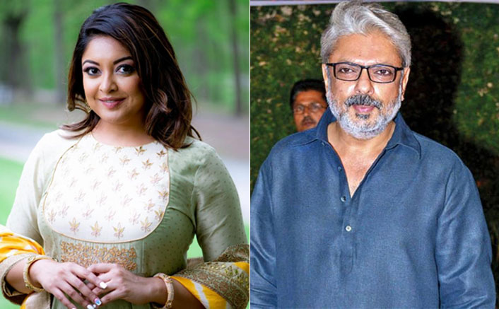 "Tanushree Dutta Wants To Work With Sanjay Leela Bhansali But Alleges, ""He Works With Top Stars Only"""