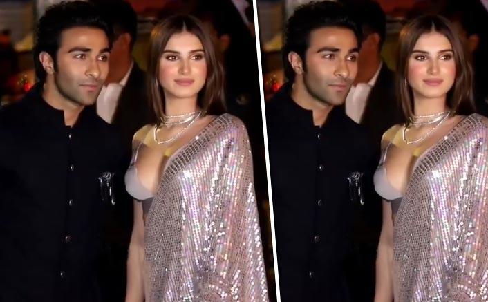 Tara Sutaria & Aadar Jain Spark The Dating Rumours With Their Appearance At Amitabh Bachchan's Diwali Bash