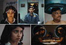 *Teaser of Cargo, India's first ever spaceship sci-fi film starring Vikrant Massey and Shweta Tripathi*