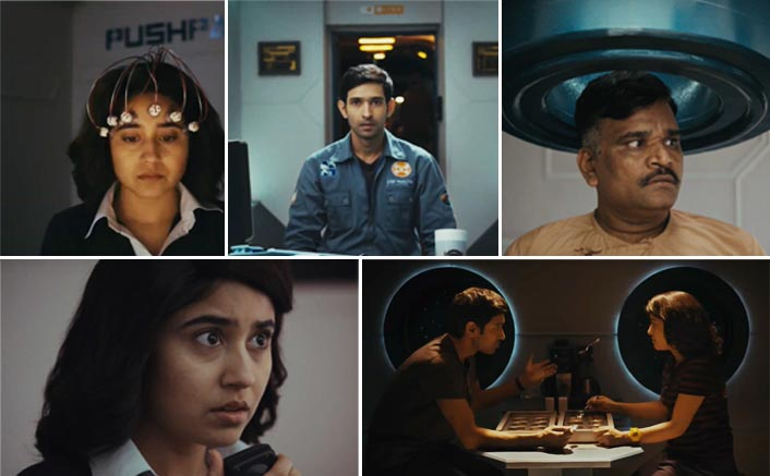 WATCH: Vikrant Massey & Shweta Tripathi Maintain The Mystery In The Teaser Of Cargo