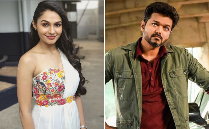 Thalapathy 64: Andrea Jeremiah To Act In Vijay's Next Action Drama