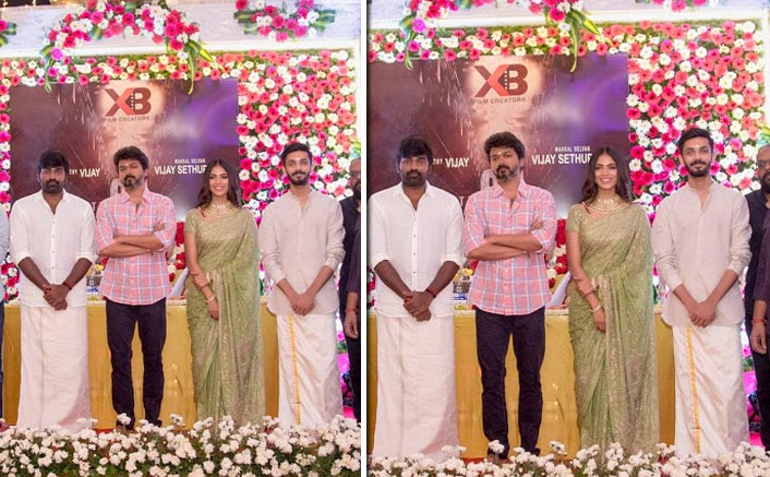 Thalapathy64: Lokesh Kanagaraj's Directorial Starring Vijay & Vijay Sethupathi Goes On Floors
